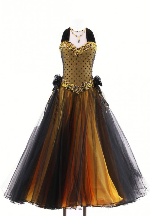 World Class Ballroom Competition Gown 3021