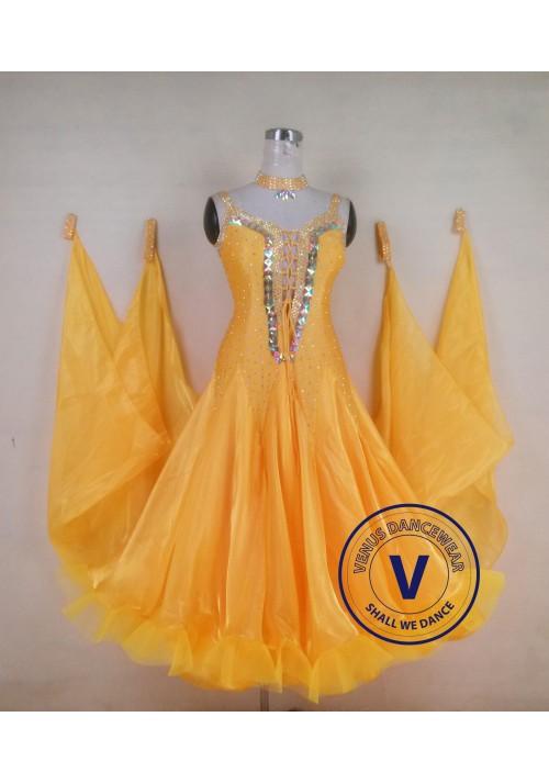 Standard Competition Ballroom Dress US13