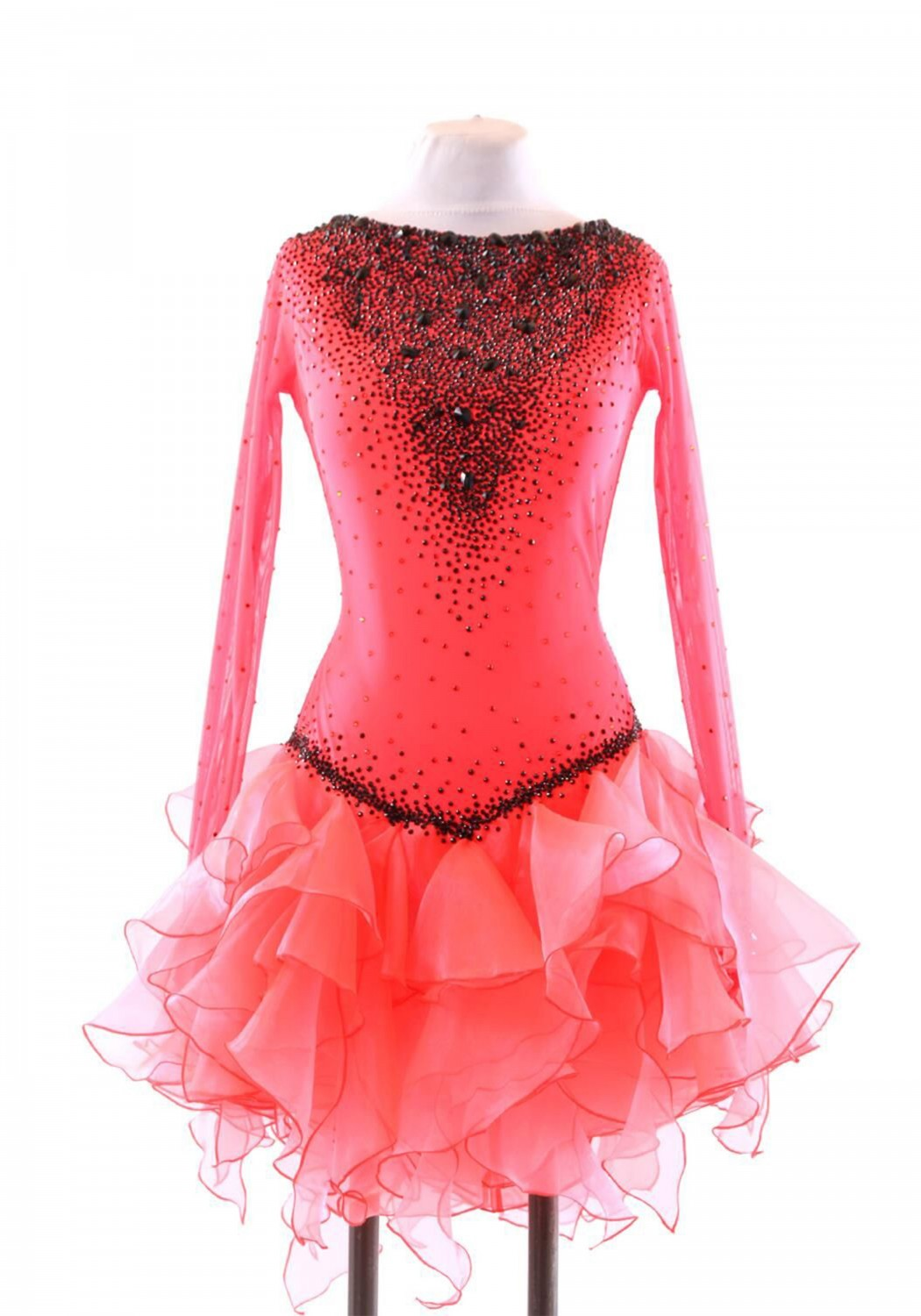 World Class Latin Competition Gown S113