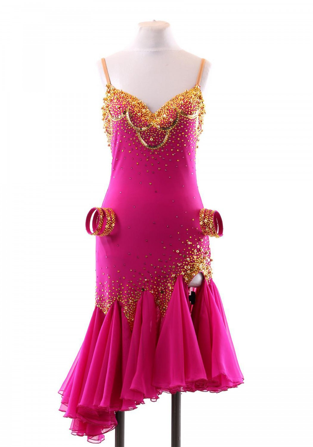 World Class Latin Competition Gown S109