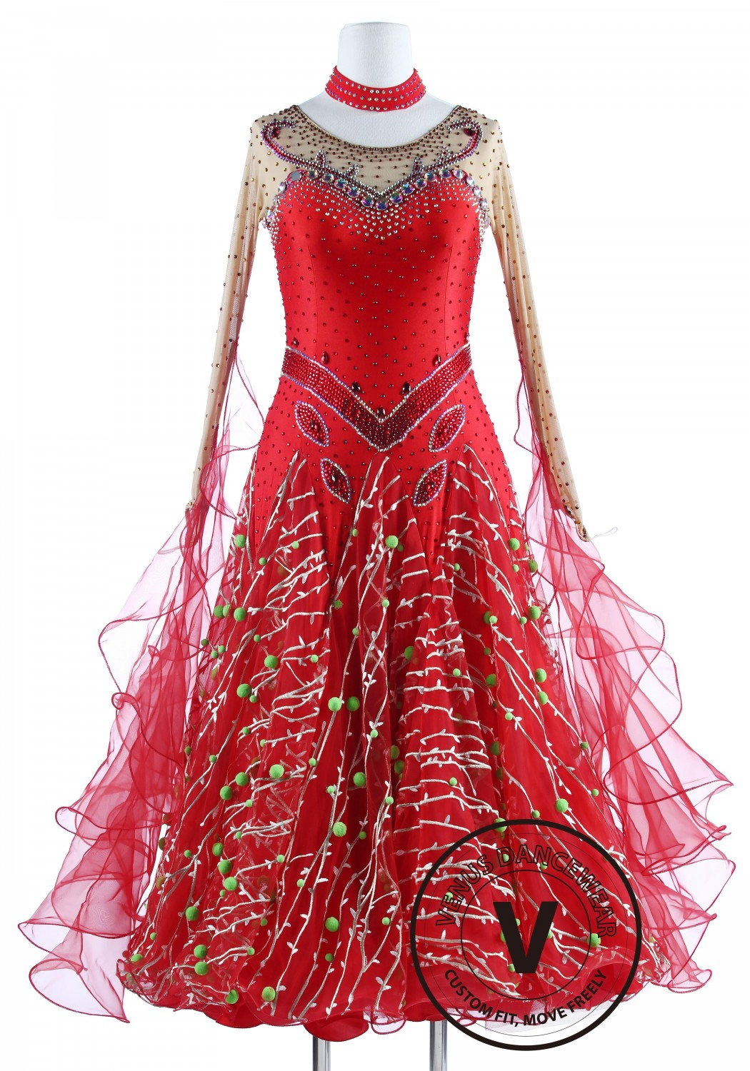 Christmas style standard foxtrot waltz quickstep for Style christmas