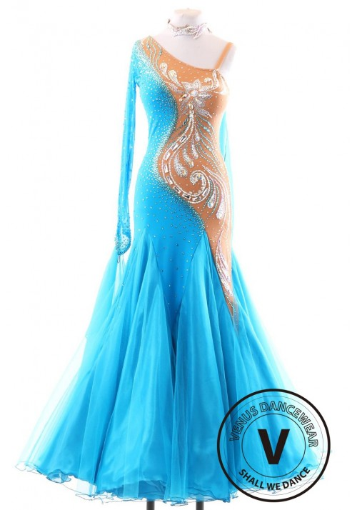 World Class Ballroom Competition Gown 3022