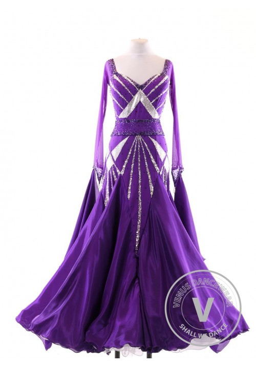 b7ad22146b World Class Ballroom Competition Gown S119