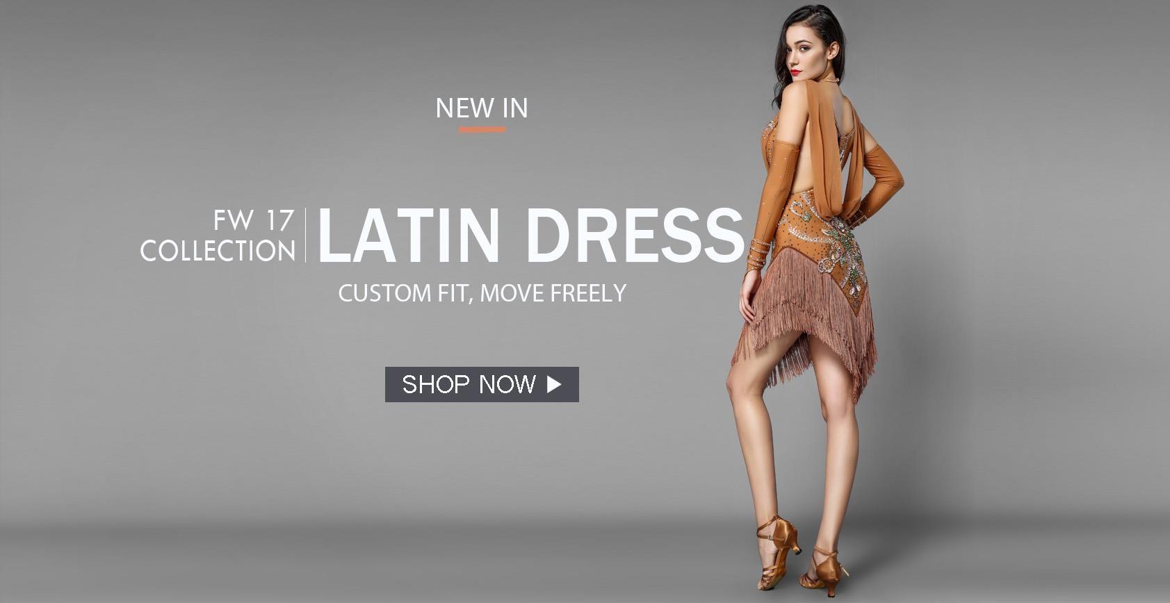 Latin Competition Dress